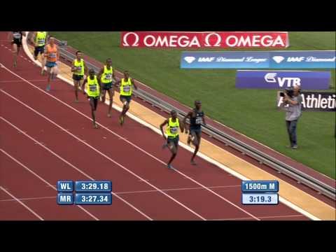 Best of 2014: Monaco 1500 meter Men