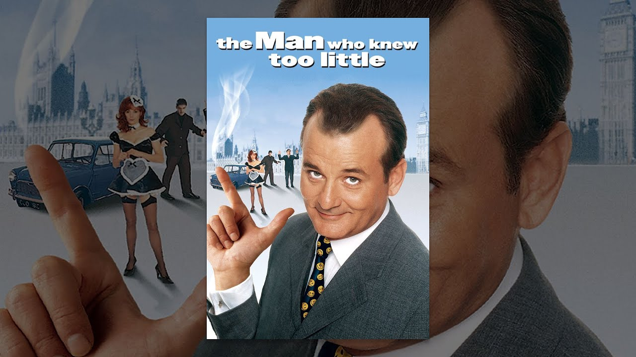 Download The Man Who Knew Too Little