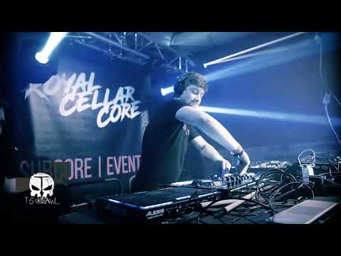 Tschawl @ Royal Cellar Core Part 4 *LiveAct with Drumpad*