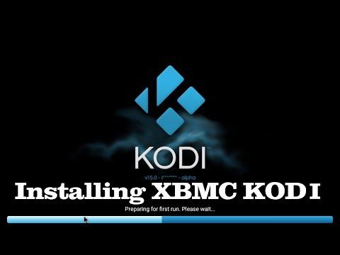 Raspberry PI 2 – How to install KODI / XBMC