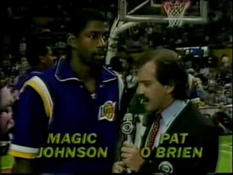 1984 NBA Finals: Lakers at Celtics, Gm 2 part 1/15