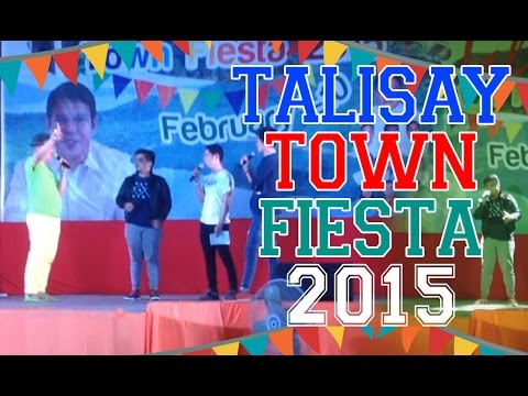 Talisay Amateur Singing Contest 2015