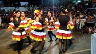 2011 Buru-un Caribbean Disco Show Performer