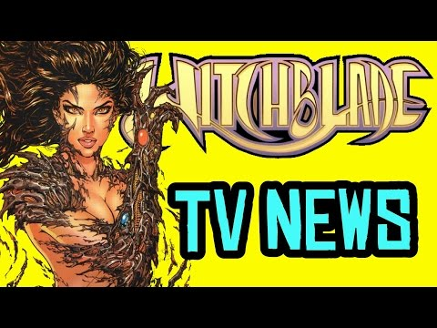 Witchblade - New TV Series Confirmed!