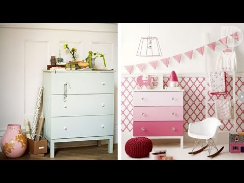 25 Ikea Tarva Kommode Hack Diy Schlafzimmer Kommode Youtube