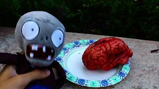 Plants vs. Zombies Plush: Brainiac Maniac