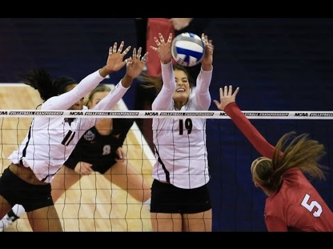 Nebraska vs Texas - NCAA 2015 Finals Women's Volleyball (Ful
