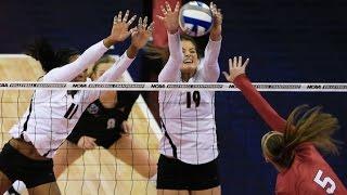 Nebraska vs Texas - NCAA 2015 Finals Women's Volleyball (Full Game HD) thumbnail