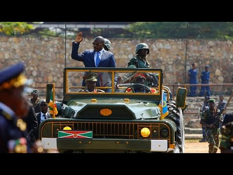 Burundi cabinet okays legal reforms to allow Nkurunziza stay on