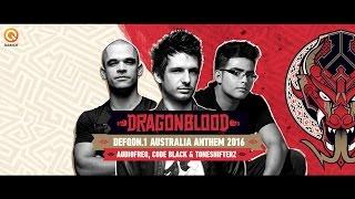 Defqon.1 Australia 2016 | Official Anthem by Audiofreq, Code Black & Toneshifterz