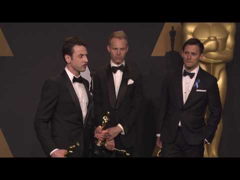 "Thumbnail: Justin Hurwitz ""La La Land,"" Best Original score - Oscars 2017 - Full Backstage Interview"