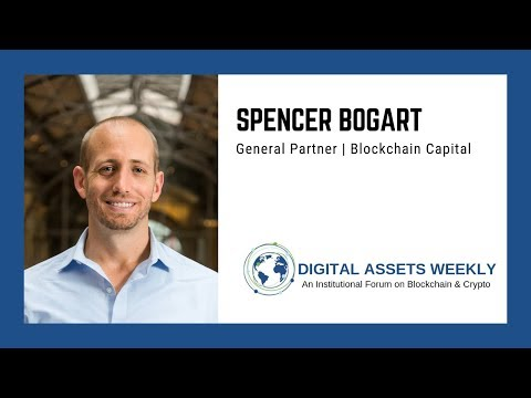 Spencer Bogart | General Partner | Blockchain Capital