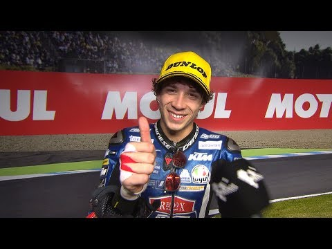 """Bezzecchi: """"This is important for the Championship"""""""