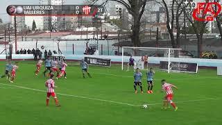 FATV 18/19 Fecha 5 - UAI Urquiza 2 - Talleres 0