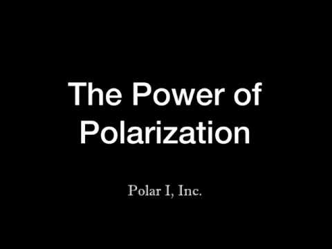 Huge step forward in Video Surveillance using Polarization