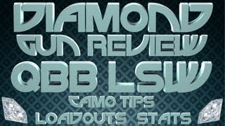 diamond qbb lsw review black ops 2 gameplay