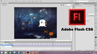 Adobe Flash cs6 การสร้าง Symbo…
