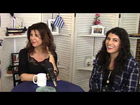 Film Makers Anna Spyrou and Constantina Konugres on Cooking with Greek People-Hellenic Film Society