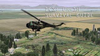 DCS: UH-1H Huey Survival Guide