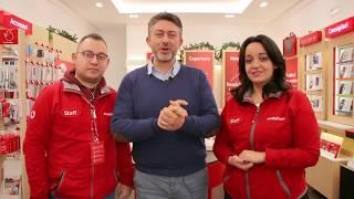 Vodafone Store vi augura buon Natale