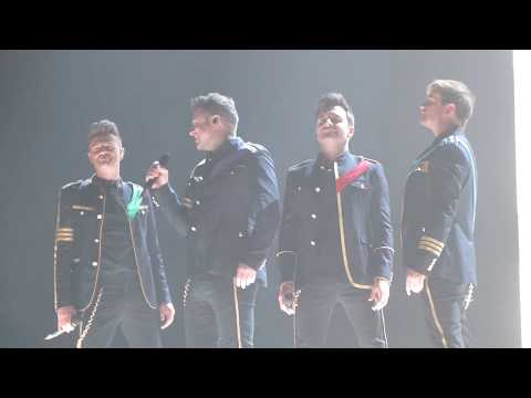 Westlife - Swear It Again - FlyDSA Arena, Sheffield 07.06.20