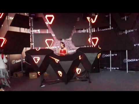 Creative DJ Booth from Shenzhen DGX