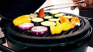 Рецепт салата из овощей гриль