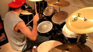 Drum cover Jesus PS - KoRn - Falling Away From Me