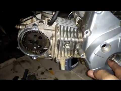 Sửa Chữa Xe Máy Thay Sên Cam Xe Future 125 Fi