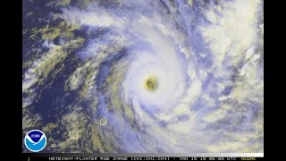 Very Intense Tropical Cyclone Bansi / 05S (2015)