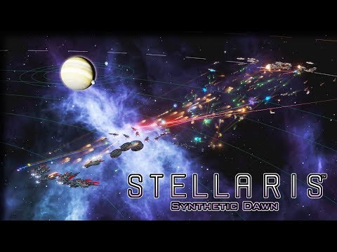 First Liberation War – Stellaris: Synthetic Dawn Gameplay  – Let's Play Part 17