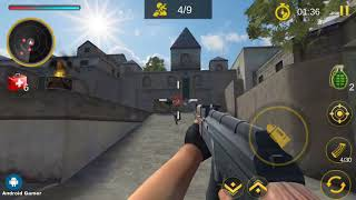 Call of Modern Warfare Secret Agent FPS #2 {android gameplay HD