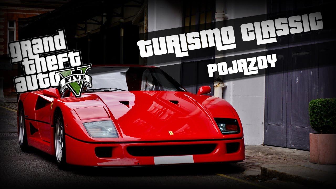 GTA 5 | Turismo Classic | Pojazdy #112 - YouTube