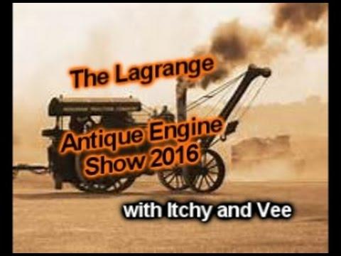 Lagrange Antique Engine Show
