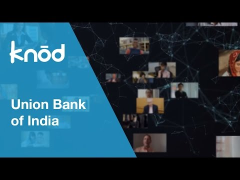 Learn a different overview of the Banking industry with Knod