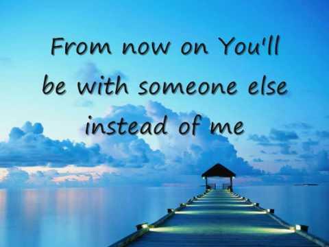 Johnny Logan - Hold me now (lyrics)