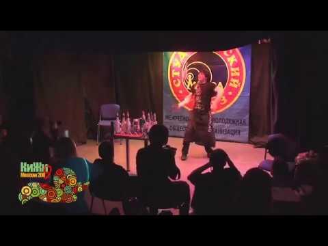 Видео Бармен шоу