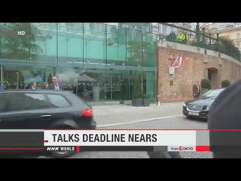 Nuclear Watch: World French, UK ministers join Iran nuclear talks  deadline nears 11/22/2014
