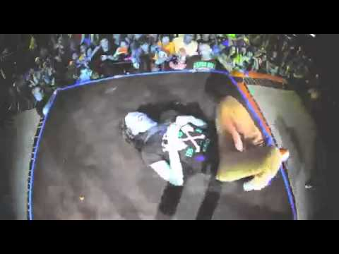 Steve Aoki Fail Jump