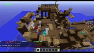 Minecraft - MiniGames ! Играем в мини игры майнкрафт на течокрафте!