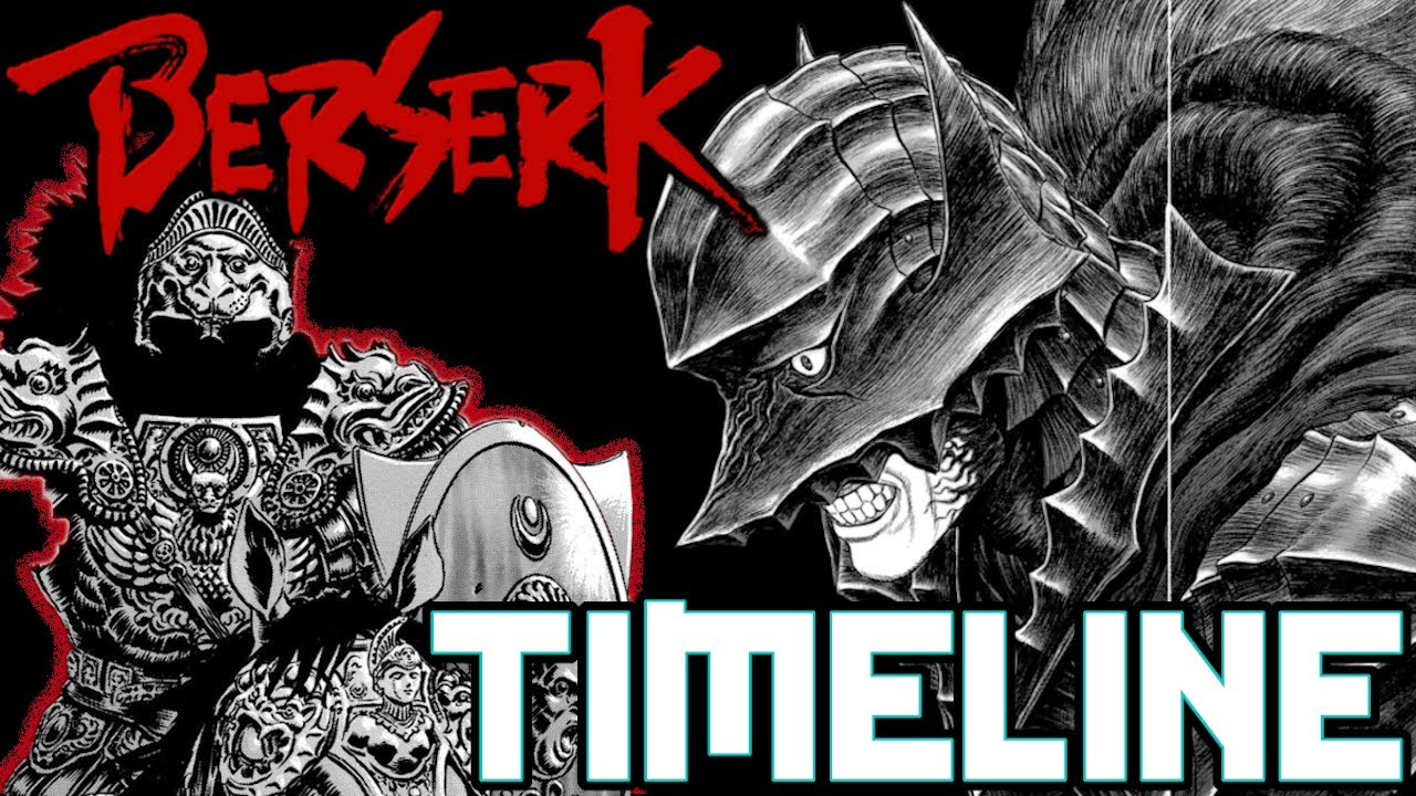Download The Complete BERSERK Timeline