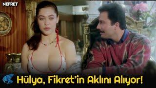 Nefret Türk Filmi | Hülya, Fikret'in Başını Döndürüyor!