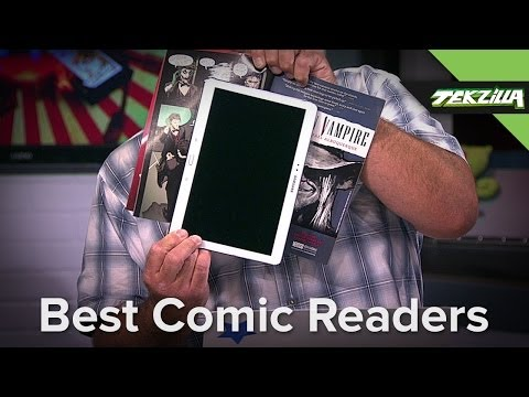 The Best Tablets For Reading Comic Books