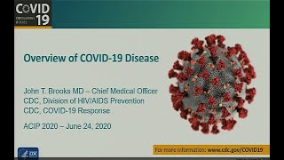 June 2020 ACIP Meeting - Coronavirus Disease 2019 (COVID-19) Overview