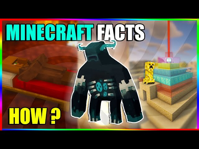 Minecraft facts you didn't know | minecraft facts in hindi