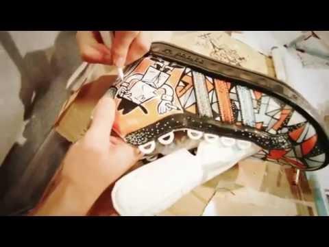 Montana Acrylic Markers - Sneaker Customisation