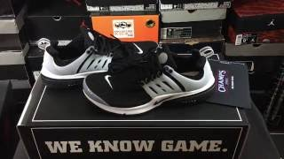 Nike Air Presto Black / Clear Unboxing from Champs!