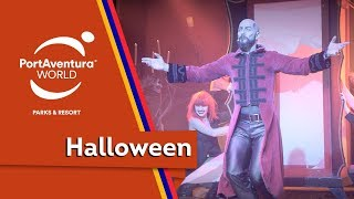 #Halloween shows de #PortAventura World