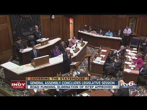 General Assembly concludes legislative session