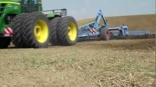 Uprawa i Siew Rzepaku w Kombinacie Rolnym Kietrz
